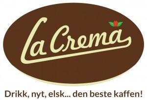 La Crema Kaffe Logo