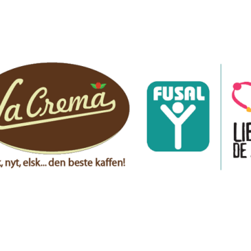 La Crema Kaffe's Second Donation to Fusal!
