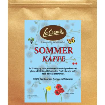 La Crema Sommer Kaffe